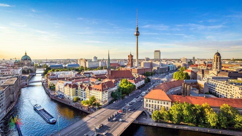 almanya gezilecek yerler Berlin