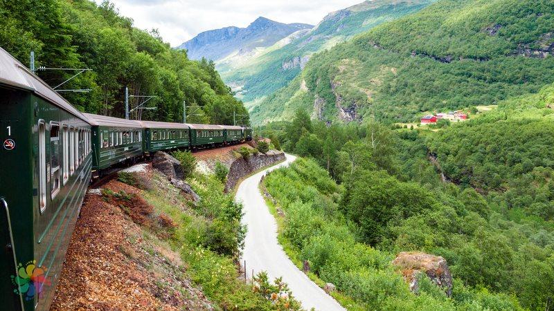 Myrdal-Flam-tren