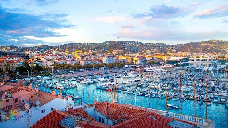 fransa gezilecek yerler Cannes