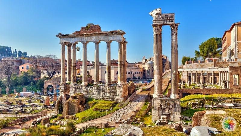 Roma gezilecek yerler, Roma Forumu
