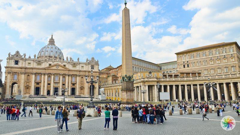 Roma gezilecek yerler, Vatikan