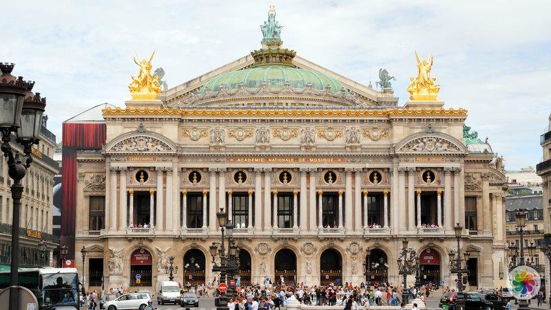 Paris gezilecek yerler, Opera Garnier