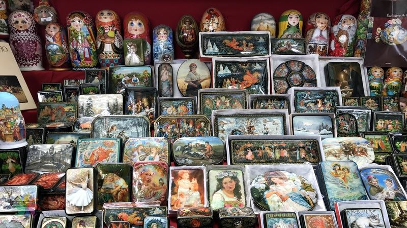 Kiev alışveriş rehberi