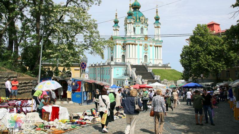Kiev alışveriş, Kiev'de nerede alışveriş yapılır