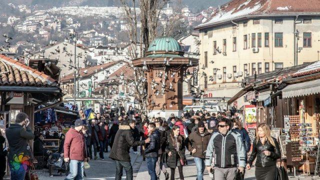 Saraybosna gezilecek yerler blog