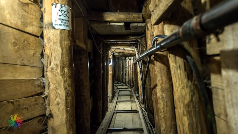 Saraybosna turu Umut Tüneli