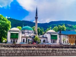 Bosna Hersek'in başkenti Saraybosna'da Gezilecek Yerler