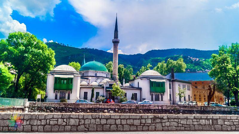 Hünkar Camii Saraybosna gezisi