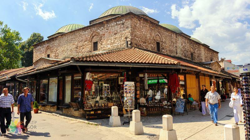 Saraybosna gezilecek yerler Saraybosna Müzesi