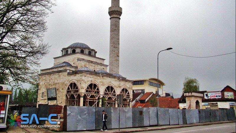 Ferhadiye Camii Saraybosna gezilecek yerler