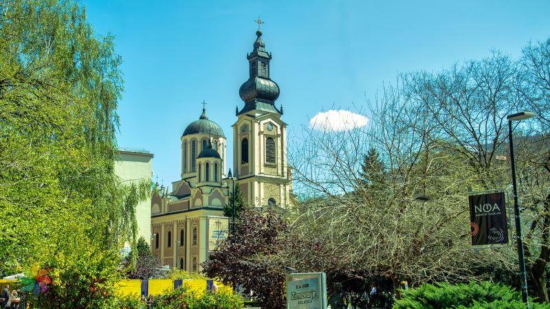 Sırp Ortodoks Katedrali Saraybosna gezilecek yerler