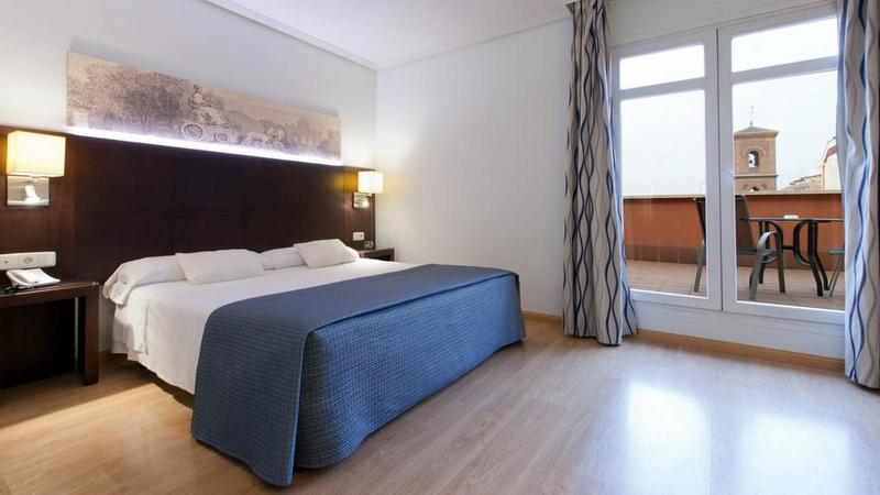 Madrid otel tavsiyesi Ganivet