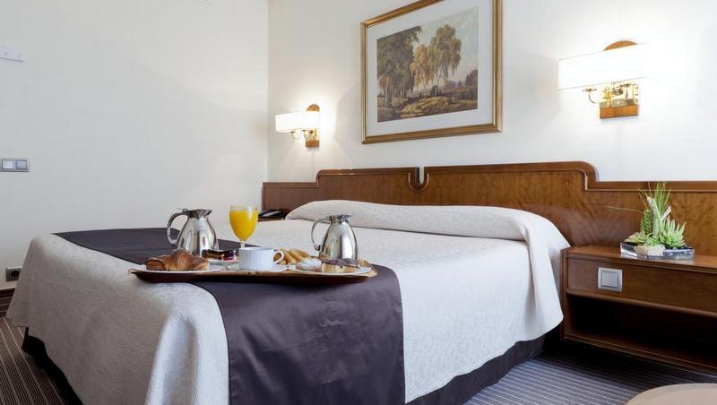 Madrid'de nerede kalınır Hotel Liabeny