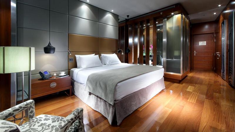 Madrid'in en iyi otelleri Eurostars