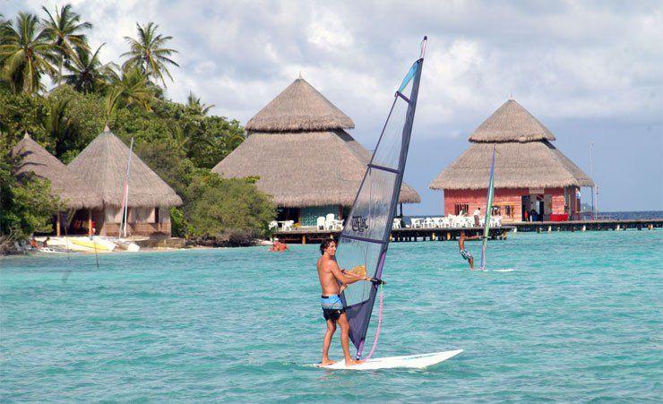 Maldivler Hakkında Bilgi- Deniz Sporları
