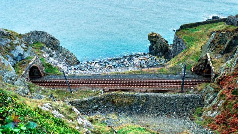 Dublin-Rosslare-tren