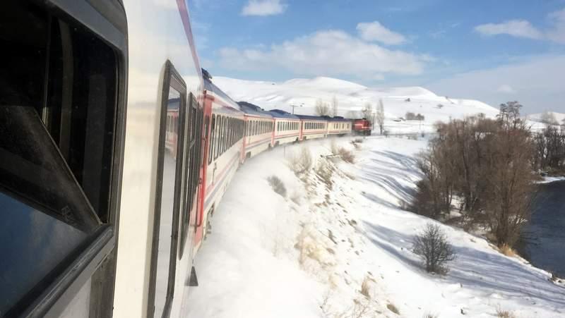 doğu eksptresi tren