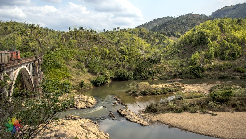 Fianarantsoa-Manakara-tren
