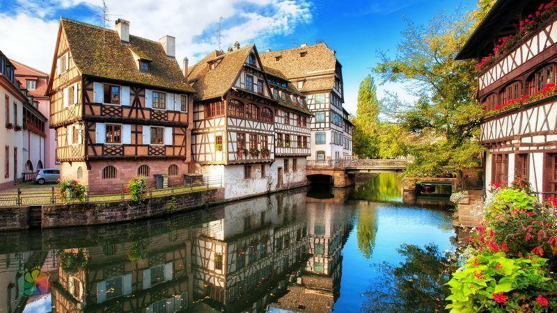 fransa'da gezilecek yerler Strasbourg