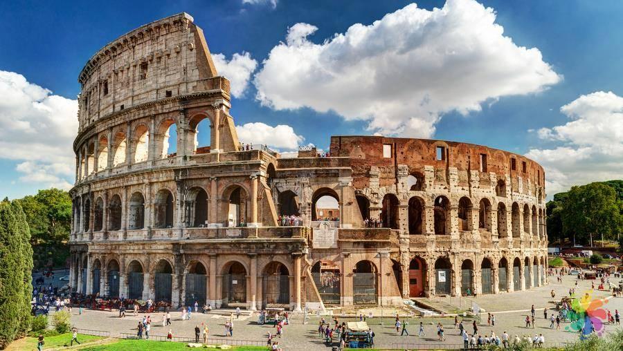 Roma gezilecek yerler Kolezyum