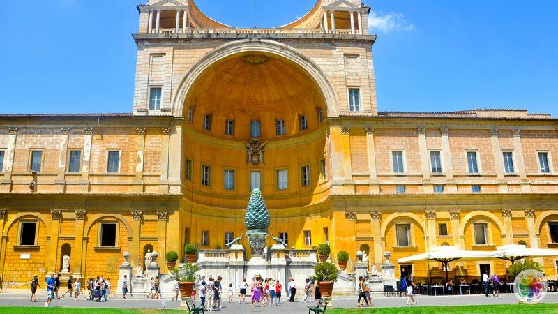 Roma gezilecek yerler, Vatikan Müzeleri