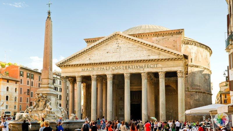 Roma gezilecek yerler, Pantheon