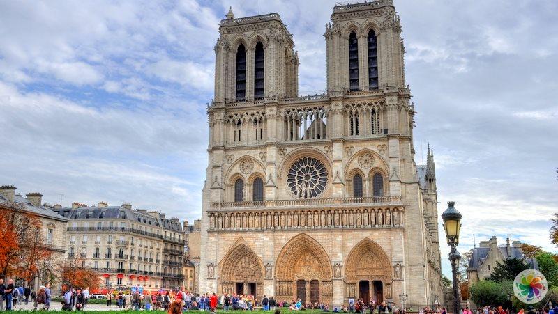 Paris gezilecek yerler, Notre Dame Katedrali