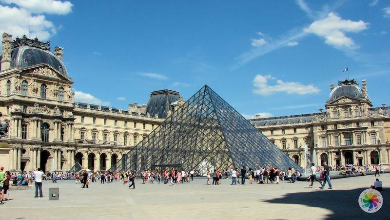 Paris gezilecek yerler, Louvre Müzesi