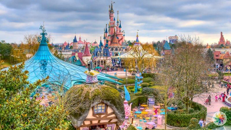 Paris gezilecek yerler, Paris Disneyland
