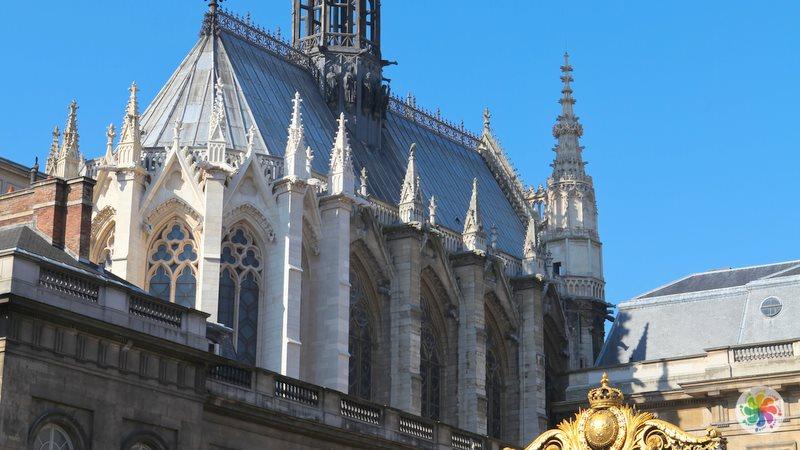 Paris gezilecek yerler, Sainte Chapelle