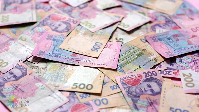 Kiev'den ne alınır, Ukrayna'da geçerli para birimi