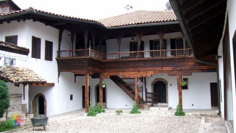 Saraybosna gezilecek yerler Svrzo'nun Evi