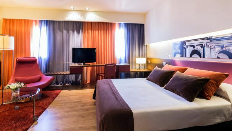 Ayre Gran Hotel Colon Madrid otel tavsiyesi