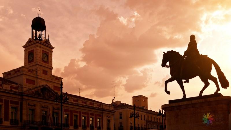 Puerta del Sol tarihi