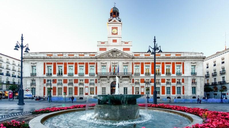 Madrid gezilecek yerler Sol Alanı